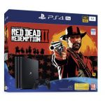 Sony Console PS4 Pro Red Dead Redemption 2