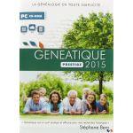 Généatique Prestige 2015 [Windows]