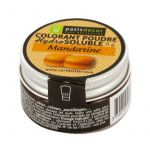 Patisdécor Colorant poudre - mandarine - 8 g