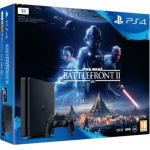 Sony PS4 Slim 1 To + Star Wars Battlefront II