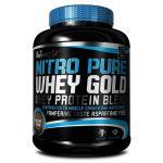 Biotech USA Nitro Pure Whey Gold 2270 g Chocolate