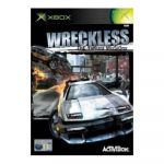 Wreckless [ Xbox ] [Import anglais] [XBOX]