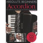 Wise Publications Absolute Beginners Accordion + Cd - Accordion