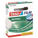 Tesa Film ruban adhésif, mat invisible, 19mm x 33 m