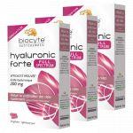 Biocyte Hyaluronic forte full spectrum - 3x30 gélules