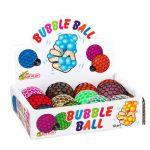 Kim'play Balle anti-stress - Bubble Ball