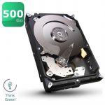 """Seagate ST500DM002 - Disque dur interne Barracuda 500 Go 3.5"""" SATA lll 7200 rpm"""