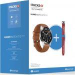 Huawei Watch GT 2 Marron 46mm - Montre connectée + Bracelet
