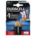 Duracell Pile alcaline 9V 6LR61 Ultra Power