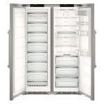 Liebherr SBSES 8663 - Réfrigérateur américain