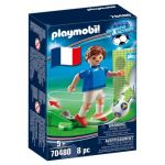 Playmobil Joueur Français A - Sports & Action - 70480