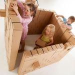 Inovtex Gigi Blocks - Jeu de construction en carton