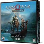 Edge God of War - Le Jeu de Cartes