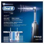 Oral-B Combiné dentaire + OxyJet (BlueTooth)