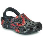Crocs Sabots LIBERTY LONDON X CLASSIC LIBERTY GRAPHIC CLOG - Couleur 36 / 37,38 / 39,37 / 38 - Taille Noir