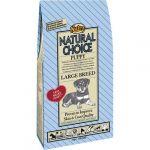 Nutro Natural Choice Puppy poulet & riz - Sac 12 kg pour grand chiot