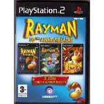 Pack 3 Jeux: Rayman Revolution, Rayman 3 Hoodlum Havoc, Rayman M sur PS2