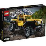 Lego Jeep Wrangler Rubicon Technic 42122