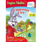 Lapin Malin : Au pays des mots ! J'apprends à Lire - 2010 / 2011 [Windows]