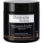Christophe Robin Soin nuanceur de couleur marron