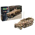 Revell Maquette véhicule militaire : Sd.Kfz. 251/1 Ausf.A
