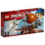 Lego 70603 - Ninjago : L´attaque du Zeppelin des Pirates