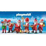 Playmobil Carte de Noël - Christmas - CARTE NOEL