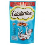 Catisfactions Biscuits pour chats Snacks Salmon