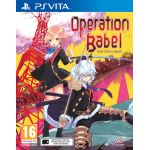 Operation Babel : New Tokyo Legacy sur PS Vita