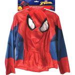 Rubie's Déguisement Classique - Avengers - Spider-Man - Top + cagoule - Taille unique