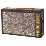 Dtoys Puzzle Collection Vintage - Pièces de Monnaie