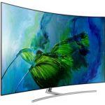 Samsung QE55Q8C - Téléviseur QLED 140 cm incurvé 4K