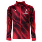 Puma Veste de stade AC Milan - Rouge - Couleur Red - Taille L