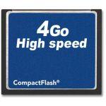 Lexar LCF4GBBSBEU080 - Carte Premium Compact Flash 80x 4 Go