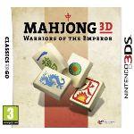 Mahjong : Warriors of the Emperor 3D sur 3DS