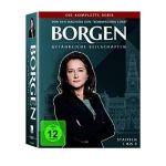 Borgen-die Komplette Serie:Staffel 1-3 [Import anglais] [DVD]