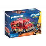 Playmobil Food Truck de Del The Movie - 70075