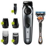 Braun BT7220 - Tondeuse barbe et cheveux