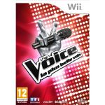 The Voice : La Plus Belle Voix sur Wii