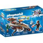 Playmobil 9408 Super 4 - Navette d'interception sykronienne avec Gene