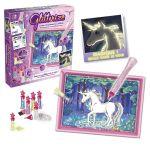 Lansay Glitterizz licornes phosphorescentes