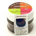 Scrapcooking 4203 - Colorant alimentaire origine naturelle noir