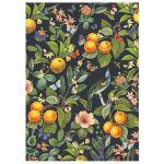 Dino Puzzle 1000 pièces : Oranges en fleurs - Mixte