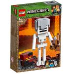 Lego Minecraft - Squelette Minecraft BigFig avec un cube de magma - 21150