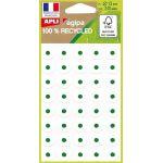 Agipa 101342 - Pochettes de 240 oeillets papier blanc diam. 13 mm