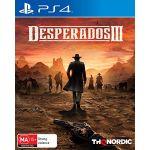Desperados 3 [PS4]
