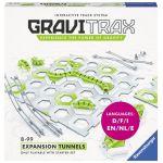 Ravensburger GraviTrax Set d'extension Tunnels Circuit, Billes, Action,créativité,Jeu de Construction, 4005556276233