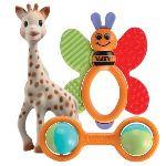Vulli Set de naissance 3 jouets Sophie la girafe