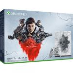 Microsoft Pack Console Xbox One X 1 To Edition Limitée Gears 5 Ultimate