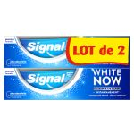 Signal Dentifrice White Now - Lot de 2